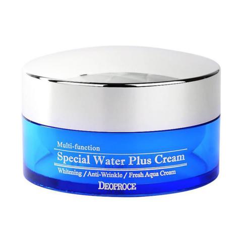 Deoproce Special Water Plus Cream многофункциональный увлажняющий крем для лица