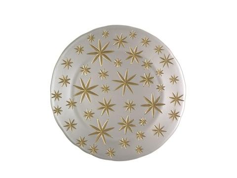 Блюдо круглое белое, артикул 99661. Серия Stars