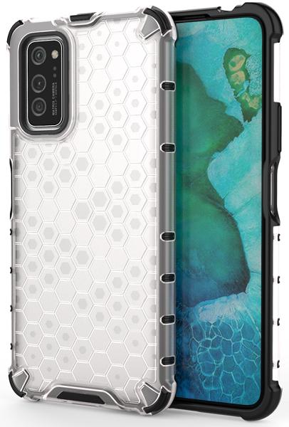 Прозрачный чехол на Huawei Honor V30 и V30 Pro, ударопрочный от Caseport, серия Honey