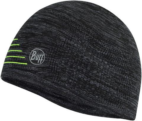 Спортивная шапка со светоотражением Buff Hat Dryflx+ Black фото 1
