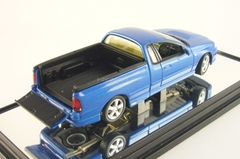Ford Falcon BA XR8 UTE blueprint Classic Carlectables 1:43