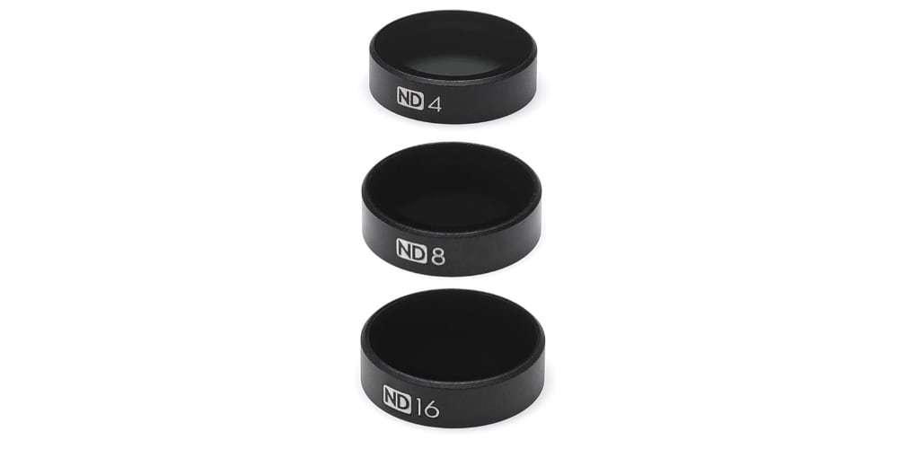 Набор оптических фильтров DJI MAVIC AIR ND Filters Set (ND4/8/16) (PART8)