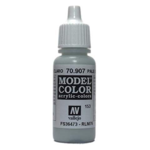 Model Color Pale Grey Blue 17 ml.