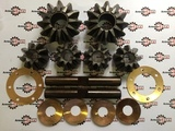 Комплект шестерен дифференциала JCB 3CX 4CX 450/11000A