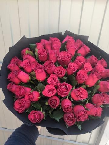 51 импортная роза 55 см