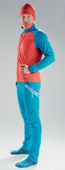 Утеплённый лыжный костюм Nordski Premium Red-Blue 2020 мужской