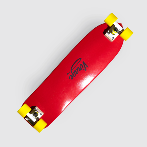 Комплект Virage skateboards Slalom birch red