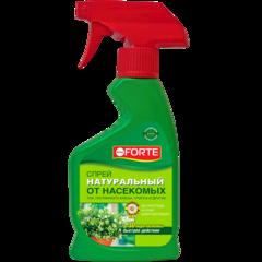 Натуральное инсектицидное средство от летающих насекомых-вредителей спрей Bona Forte 250 мл