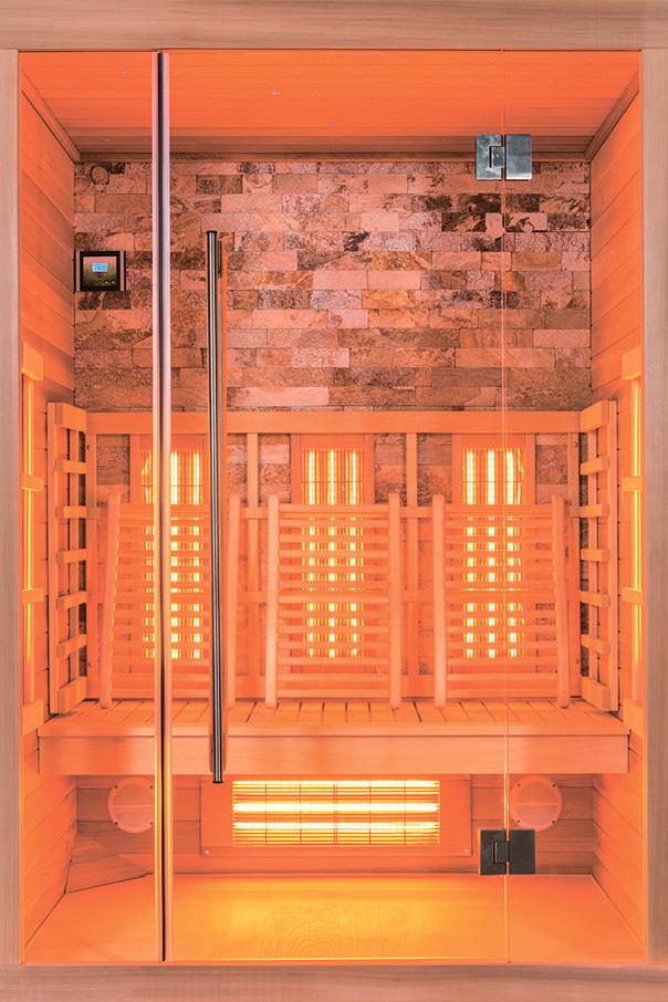 Инфракрасная кабина Chaleur De Luxe, фото 5