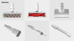 Пылесос Xiaomi Dreame V10 Plus