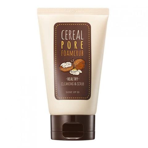 Some By Me  Пенка-скраб для умывания Cereal Pore Foamcrub 100ml
