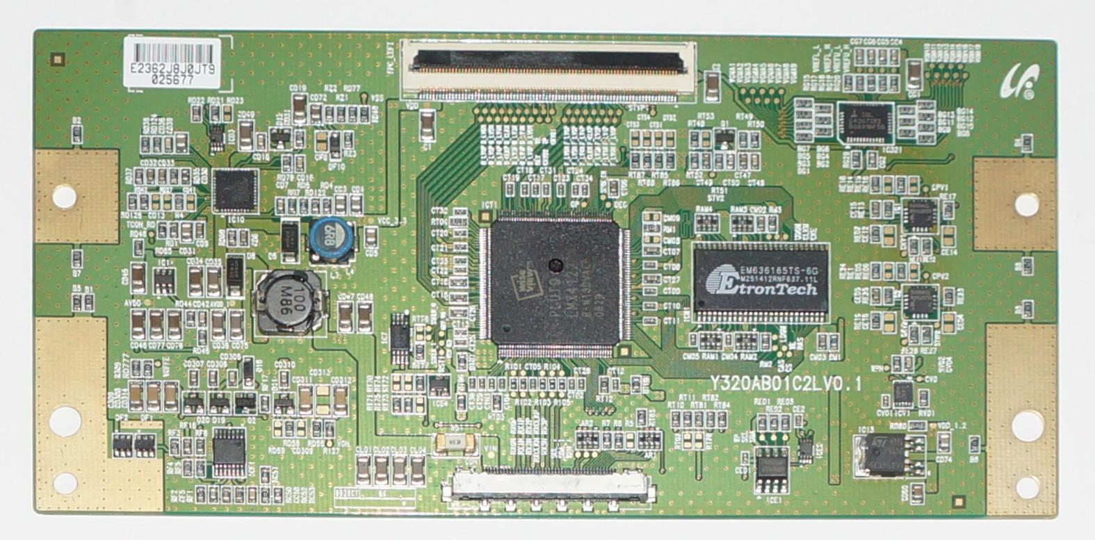 Y320AB01C2LV0.1 t-con