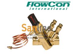 Регулятор перепада давления FlowCon EDP Ду20 Динамический Комплект без ниппелей