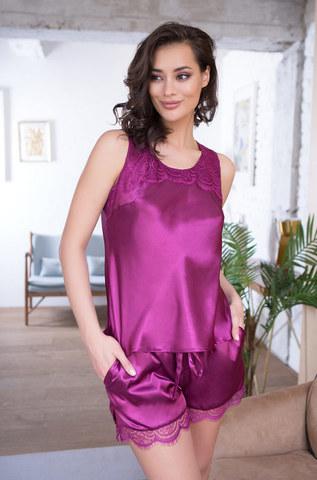 Комплект Mia-Mia пурпурный