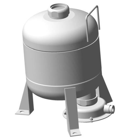 Модуль пожаротушения Тунгус 10 Взр-Т