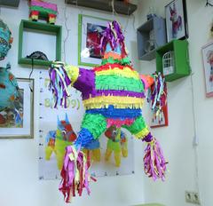 Классические мексиканские пиньята