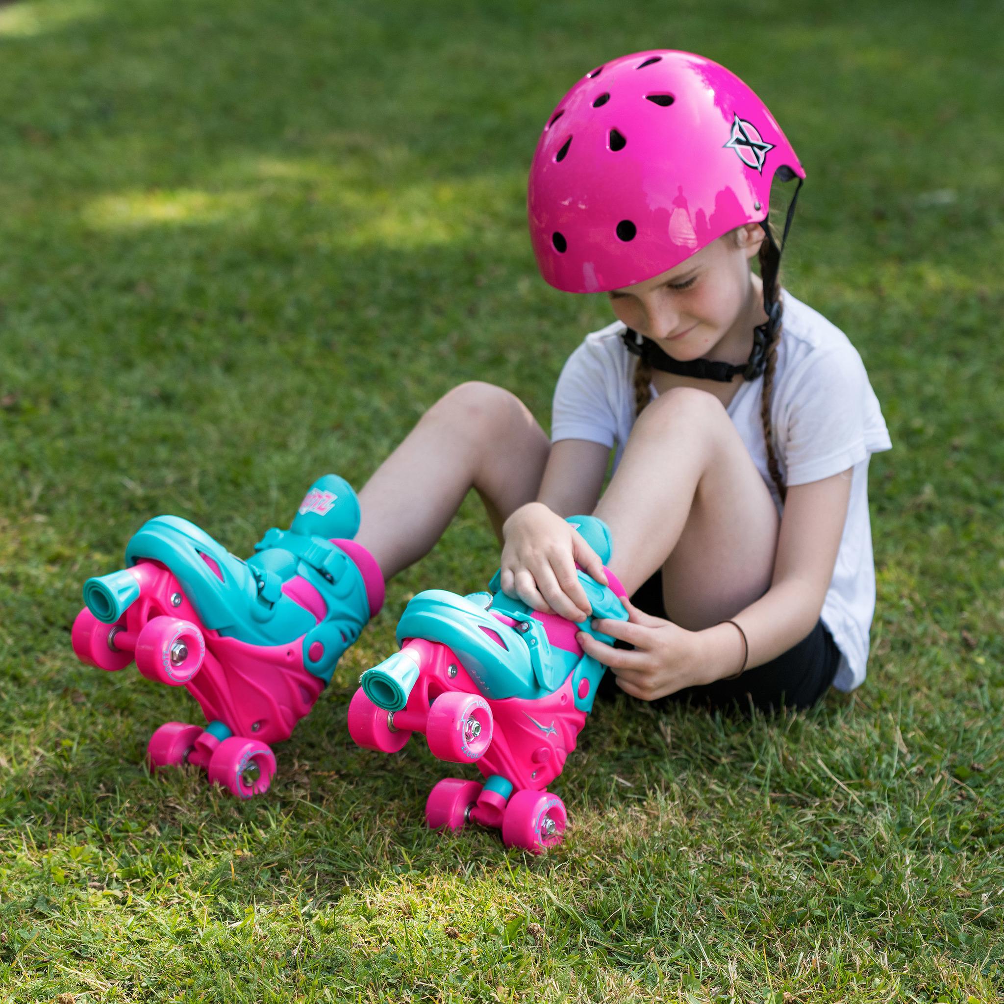 ролики шлем дети
