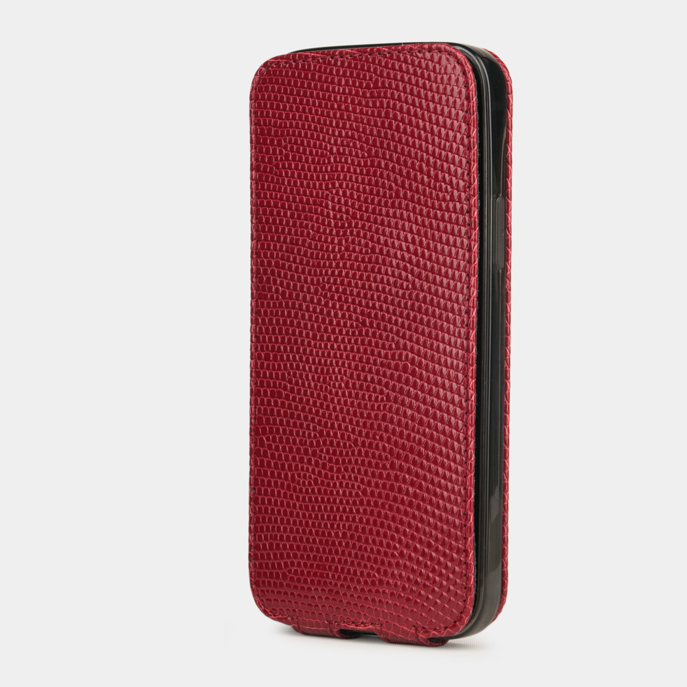 Case for iPhone 12 & 12 Pro - lizard red