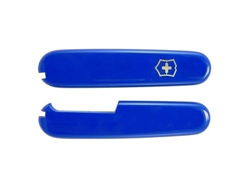 Набор накладок для ножа Victorinox 91 мм., цвет - синий
