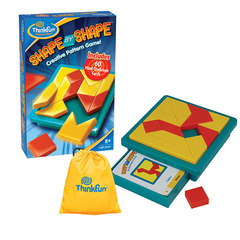ThinkFun Игра Уголки Shape by shape (5941-RU)