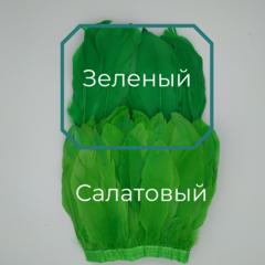 Тесьма  из перьев гуся h- 15-20см., упаковка (1.9 м) (выбрать цвет)