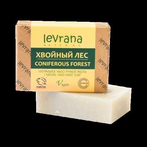 Levrana Натуральное мыло ручной работы Хвойный лес, 100гр