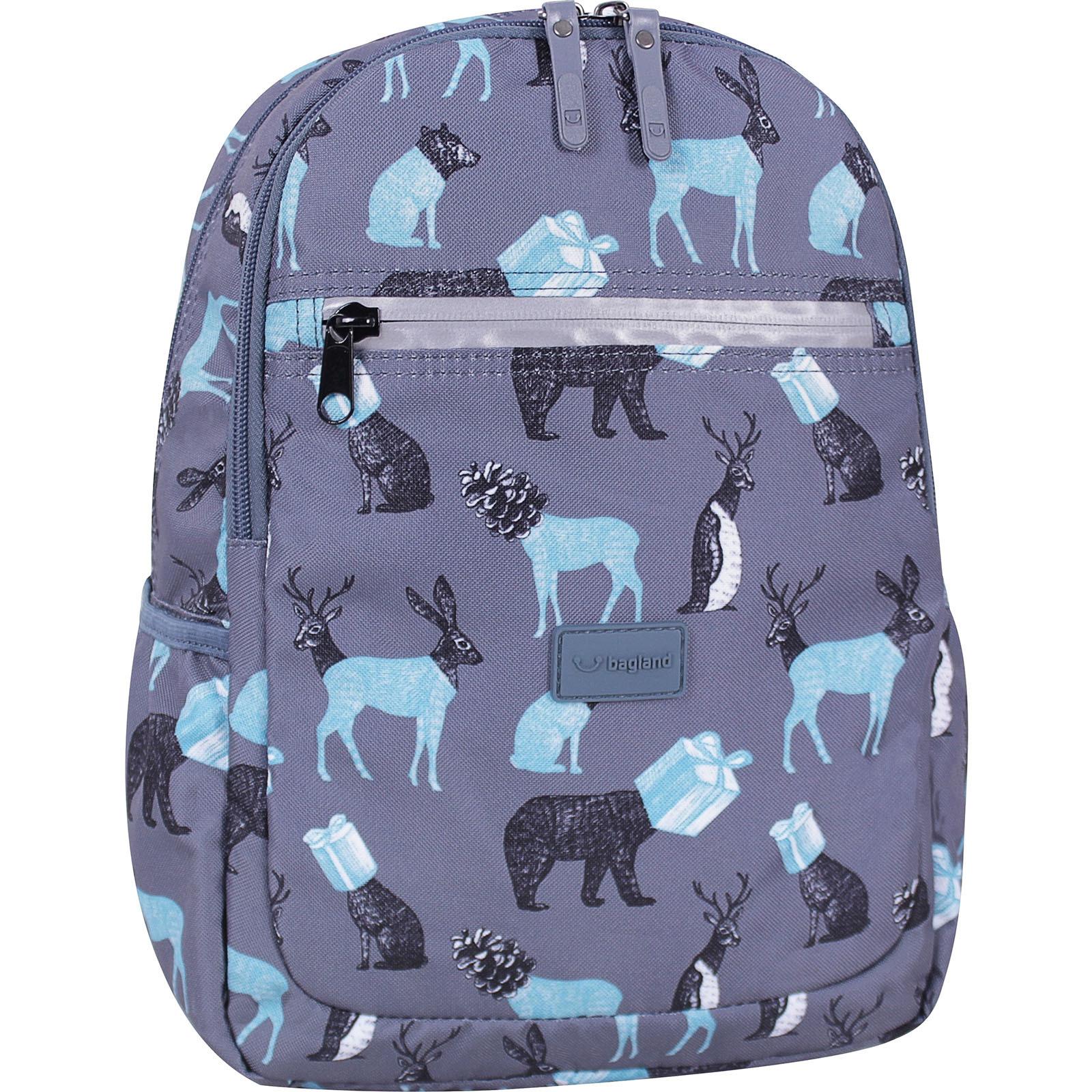 Молодежные рюкзаки Рюкзак Bagland Young 13 л. сублімація 740 (00510664) IMG_1703суб.740.jpg