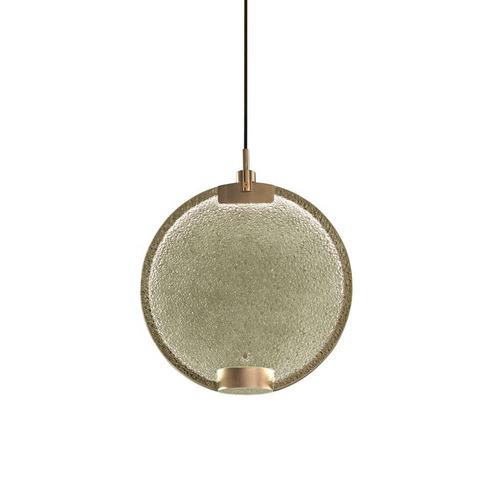 Подвесной светильник Horo by Masiero (дымчатый)