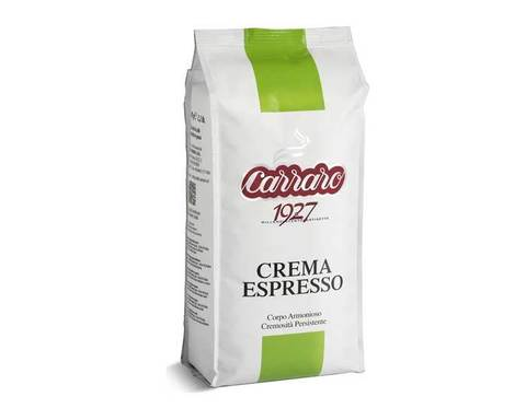 Кофе в зернах Carraro Crema Espresso, 1 кг