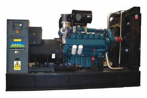 Дизельный генератор Aksa AD-580