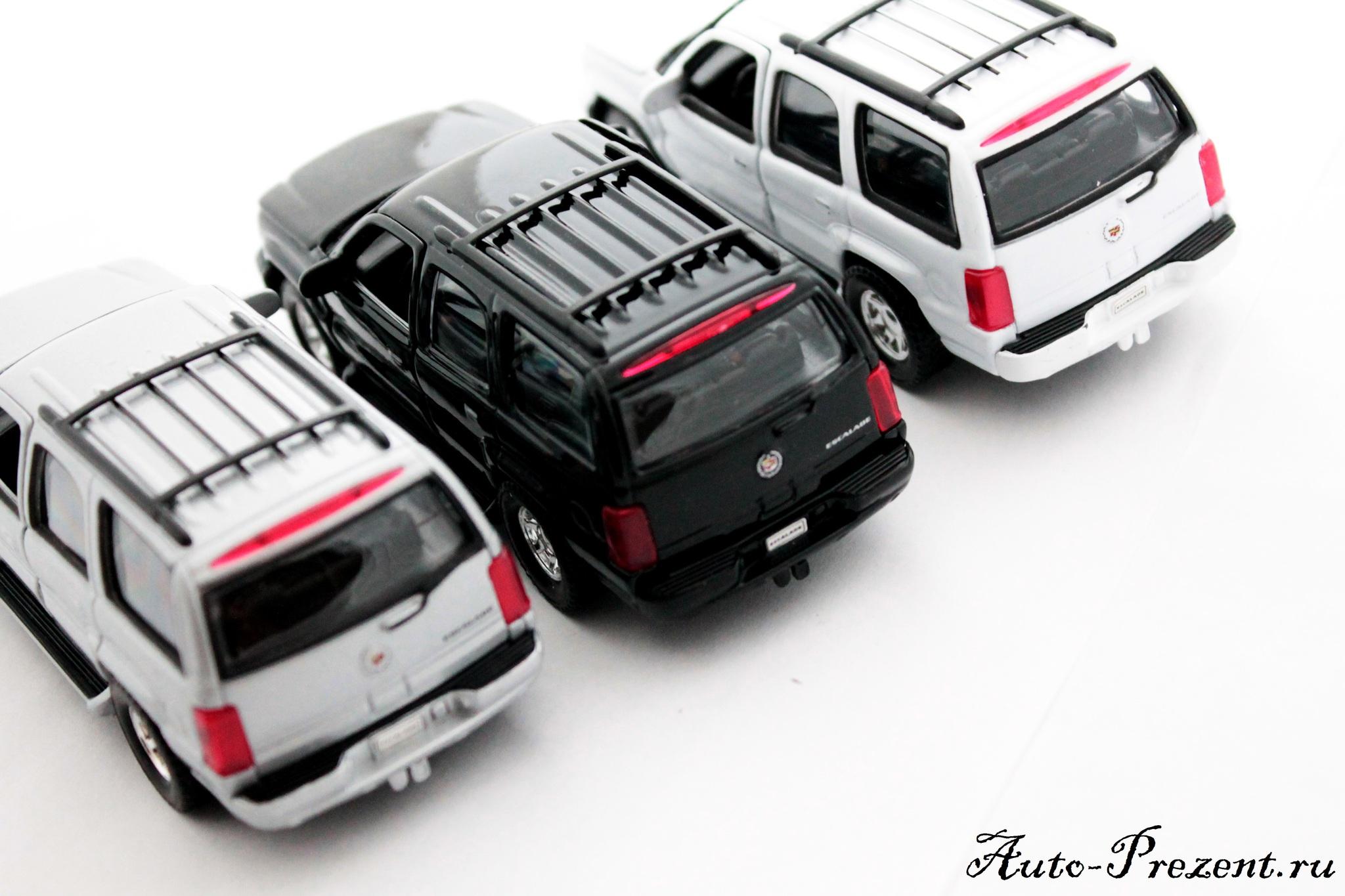 Машинка-игрушка Cadillac Escalade