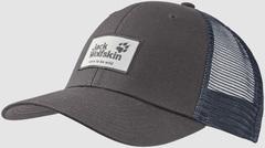 Кепка Jack Wolfskin Heritage Cap dark steel (56-61см)