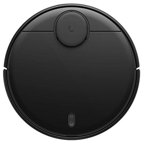 Робот-пылесос Xiaomi Mijia LDS Vacuum Cleaner (CN), черный