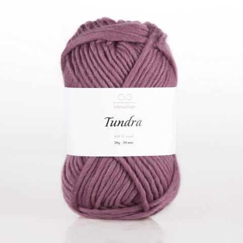 Пряжа Infinity Tundra 4853 вереск