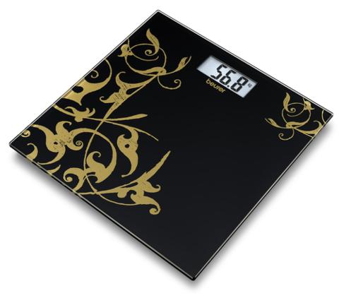 Весы Beurer GS27 (стекло) Arabesque