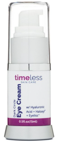 Timeless Skin Care Dark Circle Eye Cream крем для век 15мл