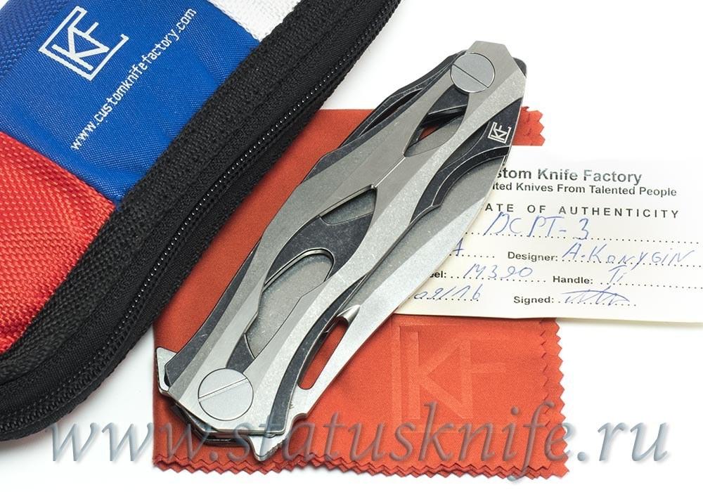Нож Decepticon-3 Десептикон CKF Limited
