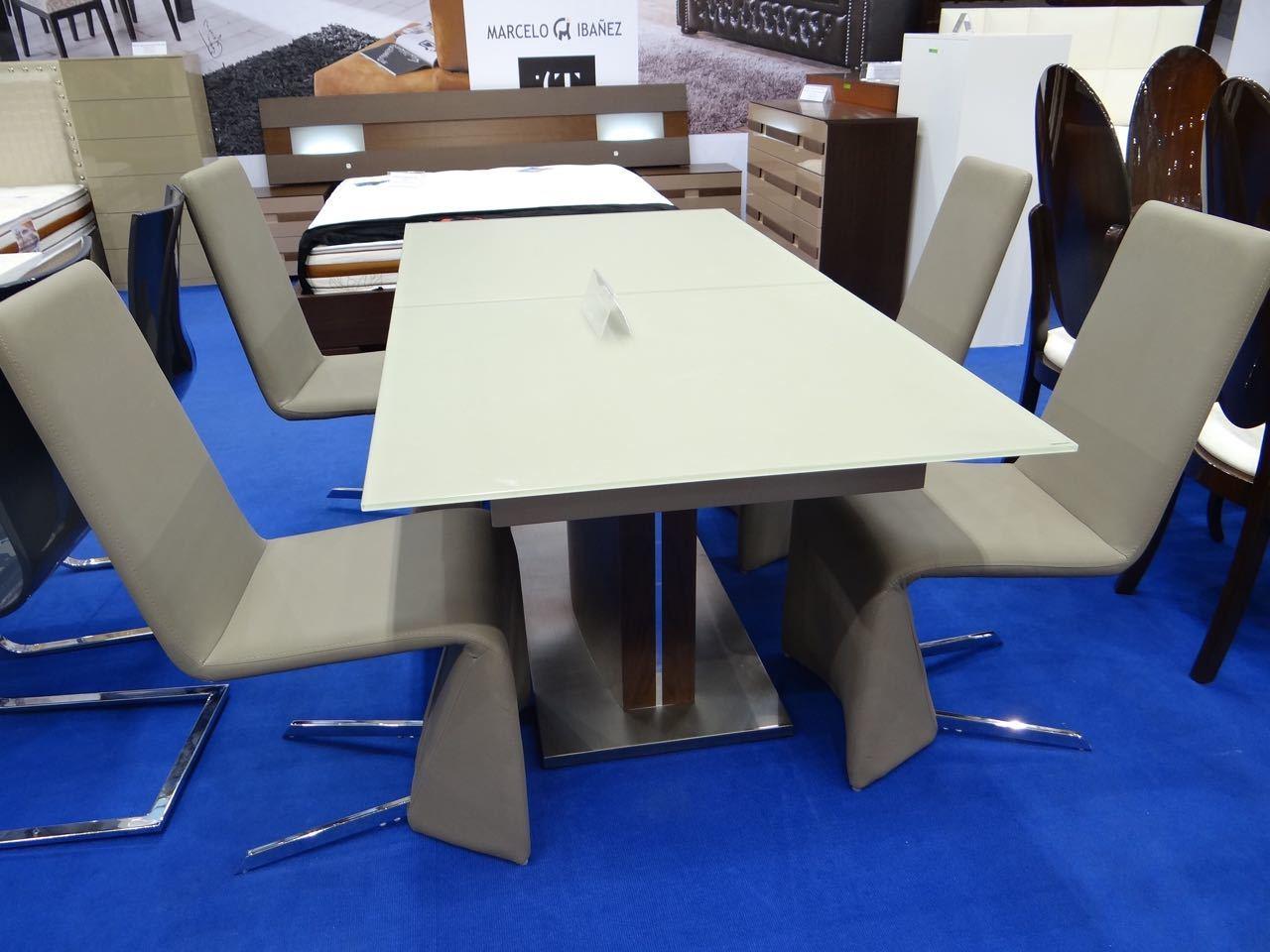 Стулья ESF6609 и стол НТ-2156