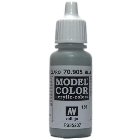 Model Color Blue Grey Pale 17 ml.
