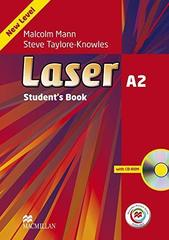 Laser 3rd Edition A2 Student's Book with CD-ROM and Macmillan Practice Online +eBook