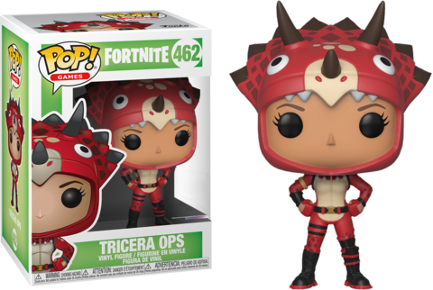 Фигурка Funko Pop! Games: Fortnite - Tricera Ops
