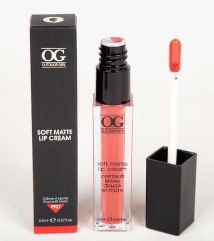 OG-C1195 Блеск для губ ультра-матовый SOFT MATTE LIP CREAM тон 20 Красно-розовый крем