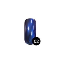 TNL, Втирка - северное сияние №02 - аквамарин