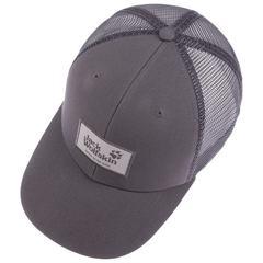 Кепка Jack Wolfskin Heritage Cap dark steel (56-61см) - 2
