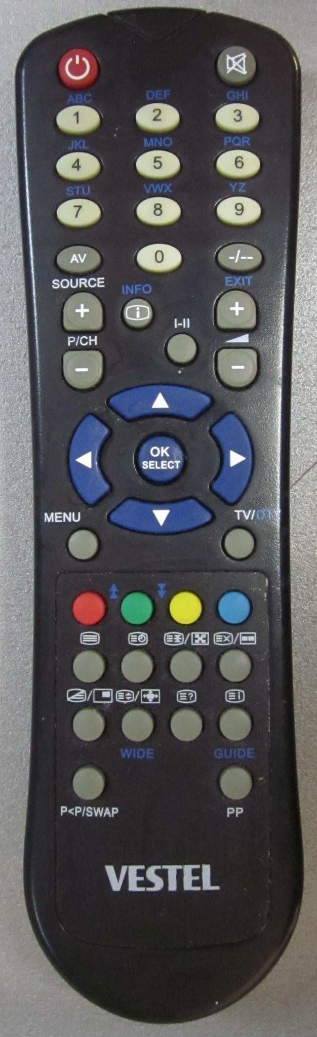 пульт для телевизора VESTEL VR32735 TFT-BA