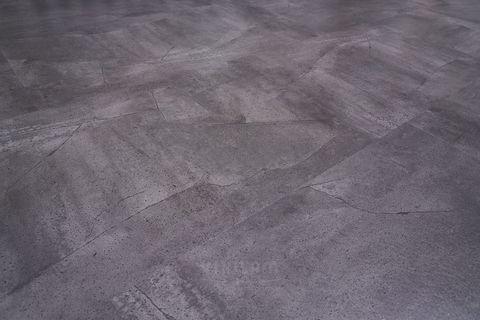 Виниловая плитка Vinilam Ceramo 61602 Серый бетон