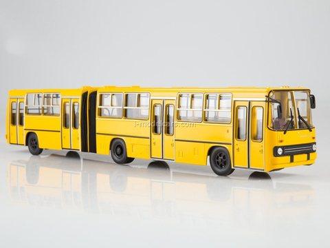 Ikarus 280.64 planetary doors yellow Soviet Bus (SOVA) 1:43