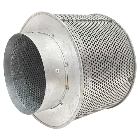 Угольный фильтр Fresh AIR d 125-250 м³/ч