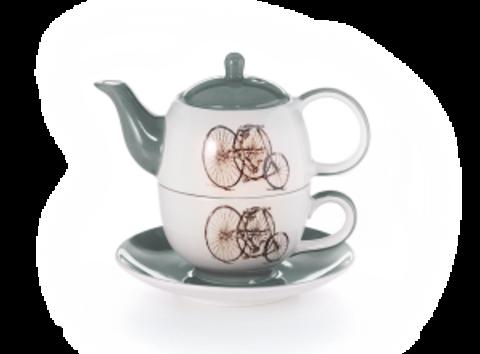 Чайный сет на одну персону