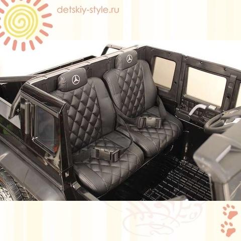 Автомобиль Mercedes-Benz G63 AMG 4WD X555XX